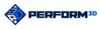 Perform3D Firmen Logo - Ihr Experte für CNC Technik